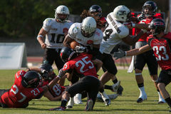Final EFAF CUP 2013 Stock Images