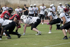 Final EFAF CUP 2013 Stock Photography