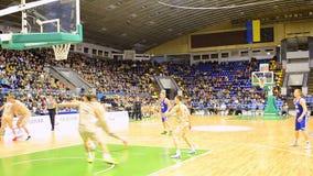 Final för basketmästerskap F4, Kiev, Ukraina