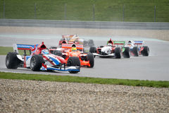 Final race FA1 Stock Image