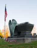 Final Resting Place of 21st U.S. President Chester Arthur Stock Images