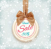 Final sale background Royalty Free Stock Photography