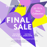 Final sale Stock Photography