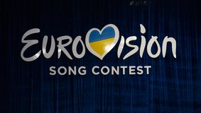 Final of Ukraine`s selection for Eurovision 2019 royalty free stock image
