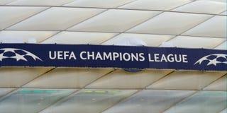 Finale dell'UEFA Champions League immagini stock