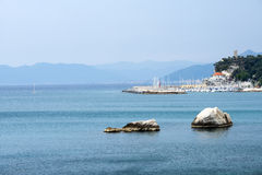 Finale Ligure Royalty Free Stock Photography