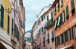 Finale Ligure Stock Photos