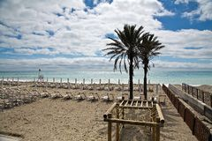 Finale Ligure. The Ligurian town and beaches of Finale Ligure, near Savona, northern Italy Royalty Free Stock Images