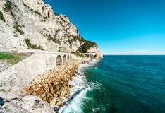 Finale Ligure seaside Royalty Free Stock Photography
