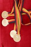 Finales de los hombres. Taza europea Alemania 2011 del hockey Foto de archivo libre de regalías