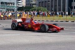 Finales du monde de Ferrari Photographie stock
