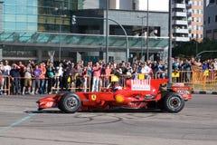 Finales du monde de Ferrari Photographie stock libre de droits