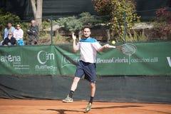 Torneo di tennis futuro di ITF Vercelli Immagini Stock Libere da Diritti