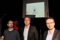 Finalists 30° poetry Tirinnanzi Legnano Italy Stock Photography