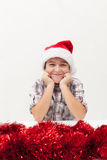 Finally - christmas is here Stock Image