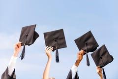 ¡Finalmente graduado! foto de archivo