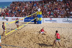 Free Finals Of European Footvolley Championship Game Stock Photos - 95293103