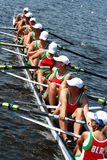 The finals in rowing.
