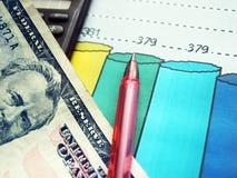 Finança Imagem de Stock Royalty Free