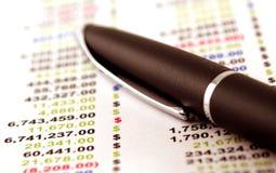 Finança Fotografia de Stock