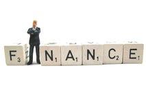 Finança Imagens de Stock