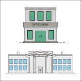 Finança do negócio ilustração royalty free
