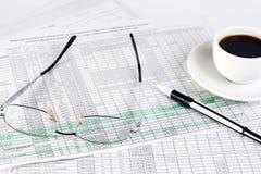 Finanças Fotos de Stock