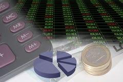 Finanças imagem de stock royalty free