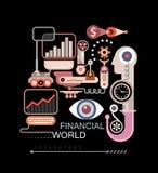 finanças Foto de Stock