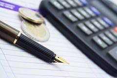 Finanças Fotografia de Stock