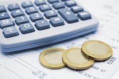 Finanças Imagens de Stock Royalty Free
