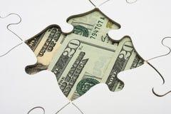 Finanças compreensivas Imagem de Stock Royalty Free