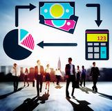 Finanace Analysis Management Accounting Concept Stock Images