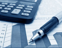 Finance. Business concept Stock Images