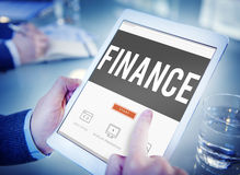 Finance Accounting Banking Economy Money Concept Stock Images