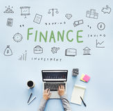 Finance Accounting Banking Money Trade Concept Royalty Free Stock Image