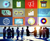Finance Accounting Investment Global BUsiness Concept Stock Images