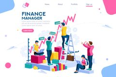 Free Finance And Engineering Concept Vector Stock Photography - 139162022