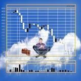 Finance bankrupt Stock Photo
