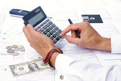Finance Business Royalty Free Stock Images
