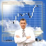 Finance business Stock Images
