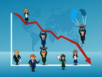 Finance bussines people Stock Photo