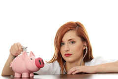 Finance care Royalty Free Stock Photos