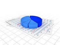 Finance Chart Royalty Free Stock Photo