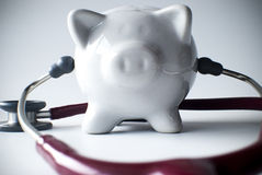 Finance checkup Royalty Free Stock Images
