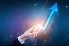 Finance concept Stock Photos