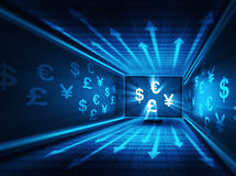 Finance concept Stock Photography