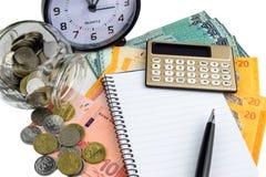 Finance conceptual Stock Photos