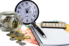 Finance conceptual Stock Images