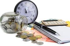 Finance conceptual Royalty Free Stock Photos